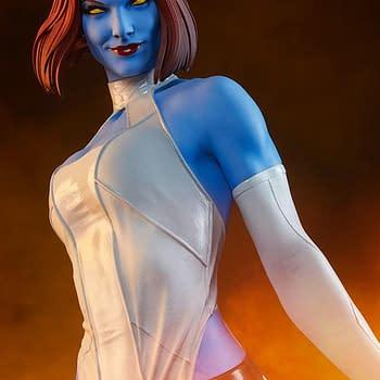 Mystique Gets a Stunning Sideshow Premium Format Figure