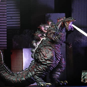 Atomic Blast Shin Godzilla Coming in November from NECA