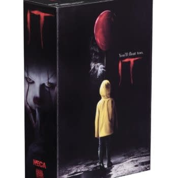 NECA Pennywise Figure Boxed 1