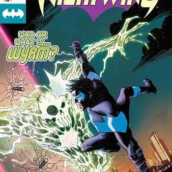 Nightwing #45 Review: Wyrming Into Your Life