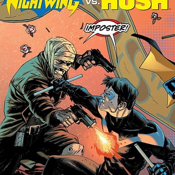 Nightwing vs. Hush #1 Review: The Cutest Bachelor Party Ever