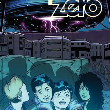 Outpost Zero #1 Advance Review: The Story of Shifting Generations on an Alien World