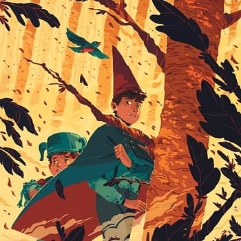 Over the Garden Wall Returns in September With Hollow Town by Celia Lowenthal and Jorge Monlongo