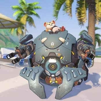 Blizzard Announces a Date for Wrecking Ball to Join Overwatch
