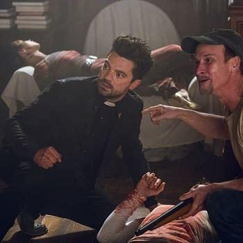 Colin Cunningham Talks TC Season 3 and Geek Guilty Pleasures [The Road to Angelville: Bleeding Cools Preacher Week]