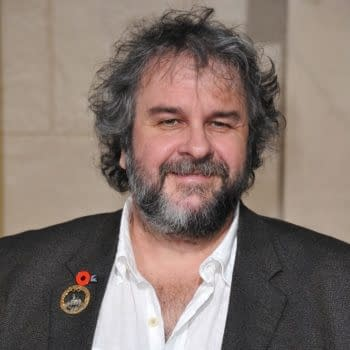 """Peter Jackson at the Los Angeles premiere of """"The Hobbit: The Battle of the Five Armies"""" in Hollywood"""