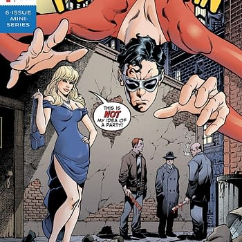 Plastic Man #1 Review: A Delightful Lead and a Fun Story