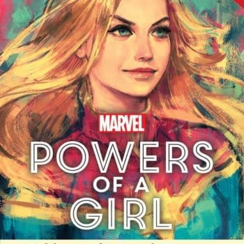 Lorraine Cink and Alice X. Zhang Celebrates 30 Marvel Superheroes with 'Powers of a Girl'