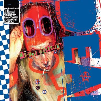 Punks Not Dead #5 Review: Dorothys Grand 1960s Adventure