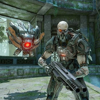 Bethesda Softworks Releases a New Update for Quake Champions