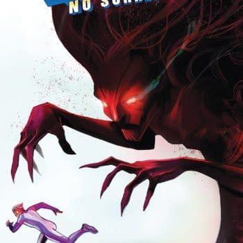 Quicksilver: No Surrender #2 cover by Martin Simmonds