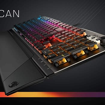 Looking Over ROCCATs Latest Keyboard at E3