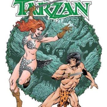 Writer's Commentary: Gail Simone Talks Red Sonja / Tarzan #2