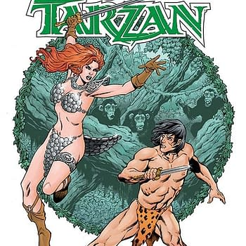 Writers Commentary: Gail Simone Talks Red Sonja / Tarzan #2