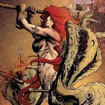 Writer's Commentary: Erik Burnham Talks Red Sonja Vol. 4 #17