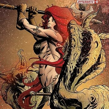 Writers Commentary: Erik Burnham Talks Red Sonja Vol. 4 #17