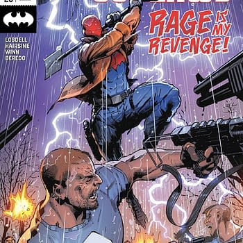 Red Hood and the Outlaws #23 Review: Compounding Daddy Issues