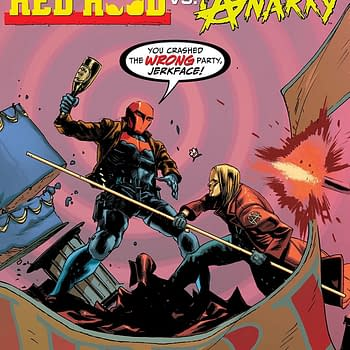 Red Hood vs. Anarky #1 Review: Fighting for the Right to Party