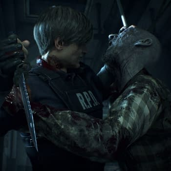 Capcom Has Fixed Leon Kennedys Backstory in Resident Evil 2