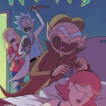 Rick and Morty #38 Review: Rick vs. Vampires and the World of Mortys