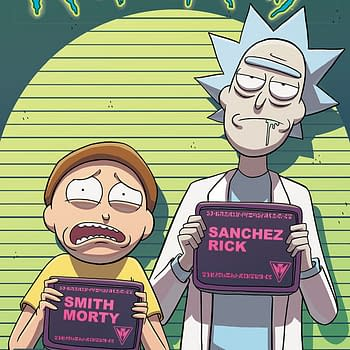 Rick and Morty #39 Review: Less Interesting than Usual but Still Fun