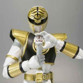 SH Figuarts Power Rangers White Ranger 8