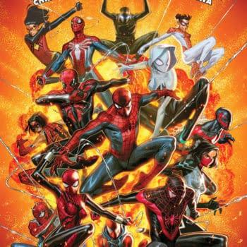 Spider-Geddon revenge