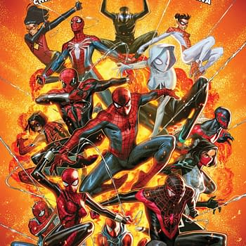 Dan Slott Returns for Spider-Geddon in October and Hes Out for Revenge