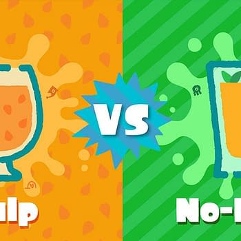 People Love Their Orange Juice in Latest Splatoon 2 Splatfest