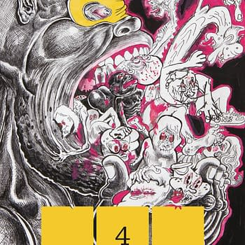 Van Sciver Brings New Blammo to Fantagraphics September 2018 Solicits
