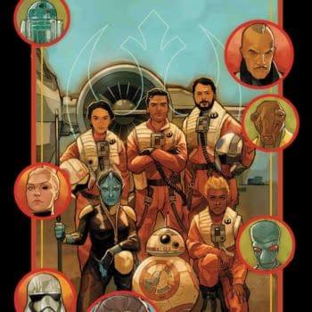 Marvel Cancels Star Wars: Poe Dameron in September