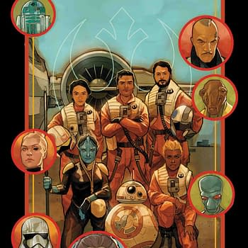 Marvel Cancels Star Wars: Poe Dameron in September