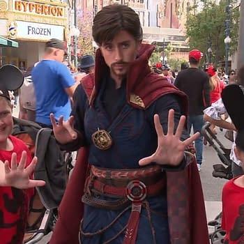 Meet Doctor Strange at Disneys California Adventure