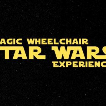 Magic Wheelchair and Adam Savage Need Your Kickstarter Help