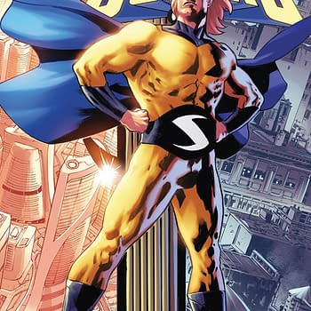 Sentry #1 Review: Nostalgia to Save the World