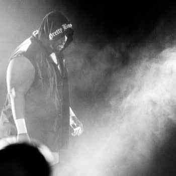 Ring of Honor's Shane Taylor on Food, Wrestling Heroes, and Dream Matches