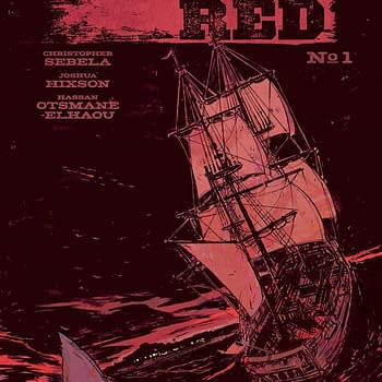 Shanghai Red #1 Review: Revenge Booze and Sails