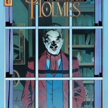 Writer's Commentary – Leah Moore Talks Sherlock Holmes: The Vanishing Man #2