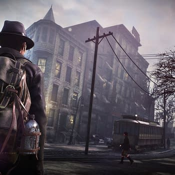 The Sinking City Takes Lovecraftian Pleasure to a New Level