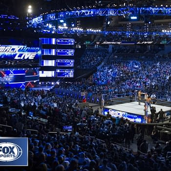 WWE SmackDown Live Will Premiere on Fox Broadcast Network on October 4th 2019