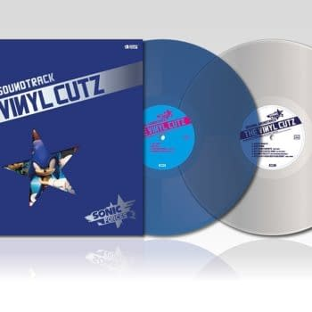 Sonic Forces Original Soundtrack – The Vinyl Cutz Get a July Release