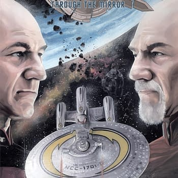 IDW Solicits for September 2018 Begin with Star Trek Vs Transformers