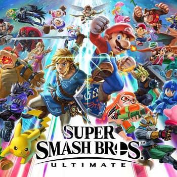 A New Super Smash Bros. Ultimate Fighter Amiibo Teased