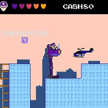 A Fan-Made Super Waluigi 3 Game is Just What We Needed
