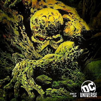 Abby Arcane Leads the Way in the Official Swamp Thing Synopsis