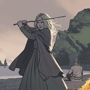 Sword Daughter #1 Review: An Atmospheric and Beautiful Start
