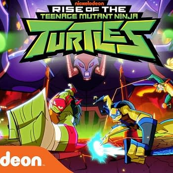 Nickelodeon Renews Rise of the Teenage Mutant Ninja Turtles Before Premiere 4 More