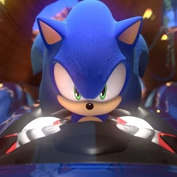 Team Sonic Racing Releases Shot Theme Song Green Light Ride