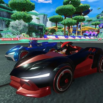 SEGA Releases the Team Sonic Racing Video from Tokyo Game Show