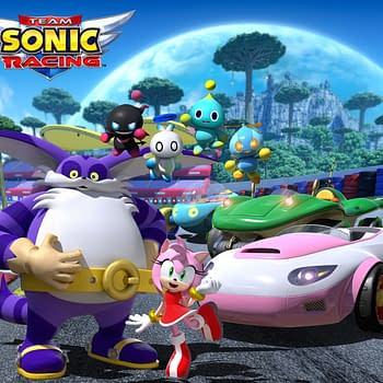 Sega Reveals Team Rose to Join the Fray in Team Sonic Racing